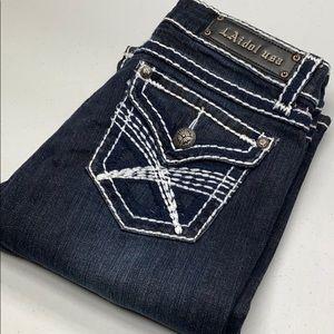 Womens LA. Idol Jeans 31x34 @like new